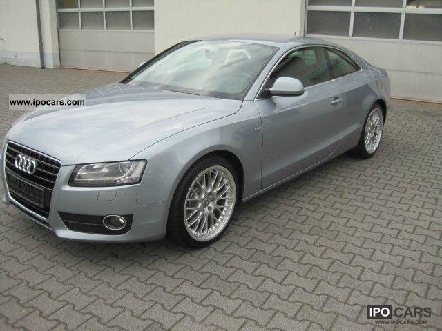 2009 Audi  A5 3.2 FSI S-Line Tiptronic Alu19 \ Sports car/Coupe Used vehicle photo