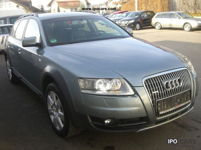 2007 audi a6 allroad 2 7 tdi quattro tiptronic car photo and specs. Black Bedroom Furniture Sets. Home Design Ideas