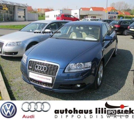 2008 Audi  A6 Saloon 3.0 TDI V6 quattro S line DPF Limousine Used vehicle photo