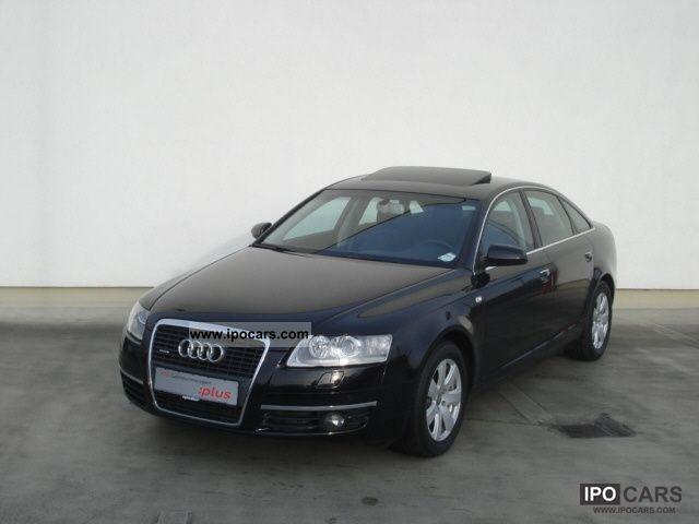 2008 Audi A6 Sedan Navi DVD, sunroof, trailer hitch, Xenon