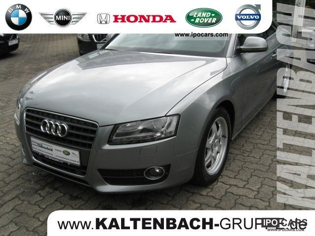 2007 Audi  A5 2.7 TDI NAVI, AIR, XENON, DPF, TELEPHONE, LM WHEELS Sports car/Coupe Used vehicle photo