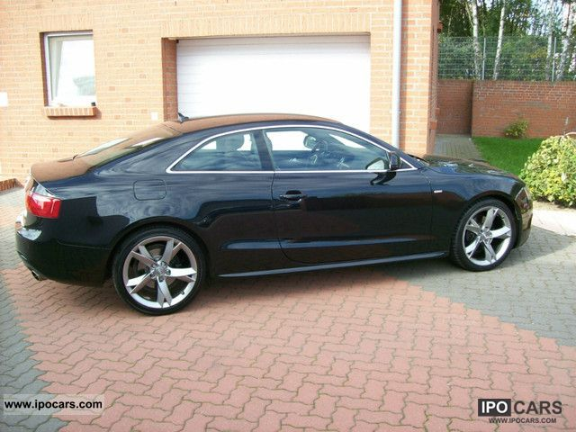 2008 audi a5 3 2 fsi multitronic s line leather. Black Bedroom Furniture Sets. Home Design Ideas