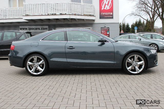 2007 audi a5 2 7 tdi dpf multitronic naviplus leder 19zoll car photo and specs. Black Bedroom Furniture Sets. Home Design Ideas