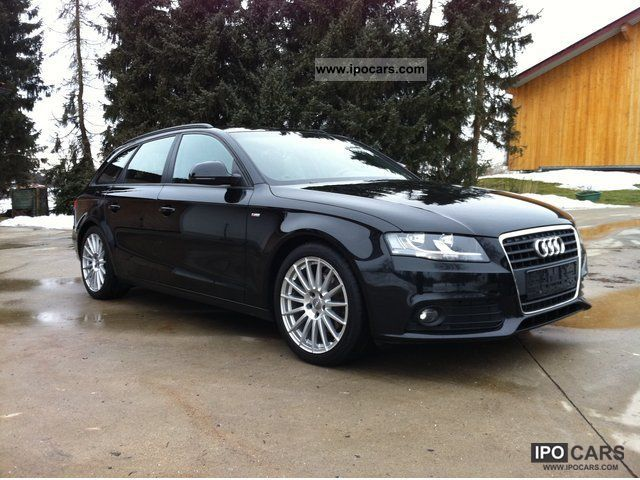 2009 audi a4 s line sports package plus automatic car photo and specs. Black Bedroom Furniture Sets. Home Design Ideas
