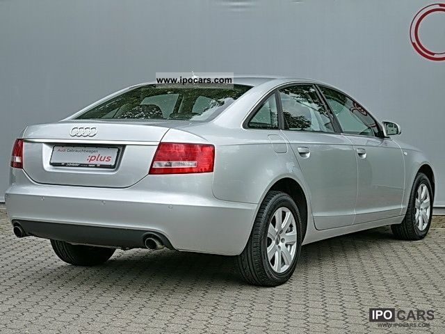 2008 audi a6 saloon 3 2 fsi quattro car photo and specs. Black Bedroom Furniture Sets. Home Design Ideas