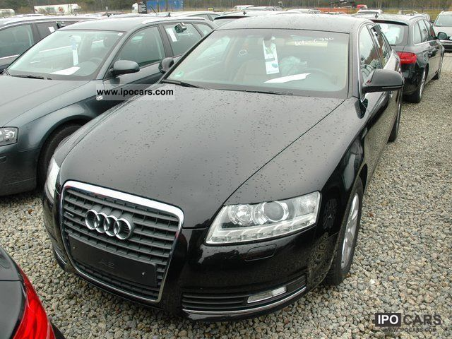 2009 audi a6 2 7 tdi quattro car photo and specs. Black Bedroom Furniture Sets. Home Design Ideas