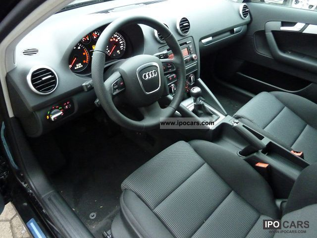 2012 audi a3 2 0 tdi sportback ambition dpf business package car photo and specs. Black Bedroom Furniture Sets. Home Design Ideas