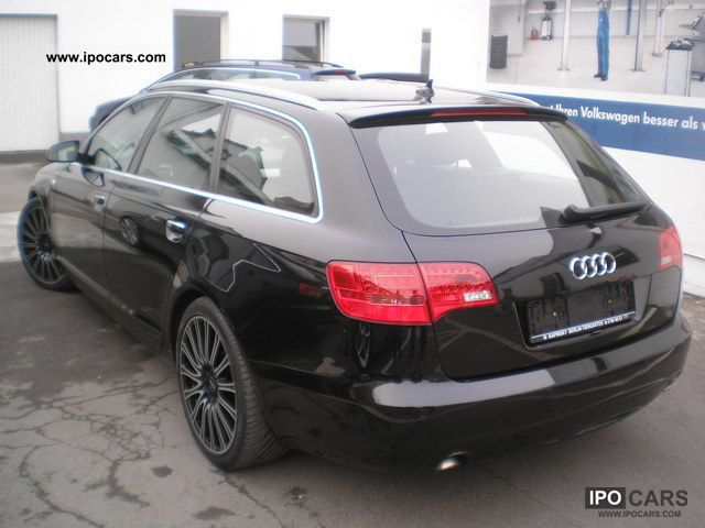 2006 audi a6 3 0 tdi dpf s line quattro avant sport plus. Black Bedroom Furniture Sets. Home Design Ideas
