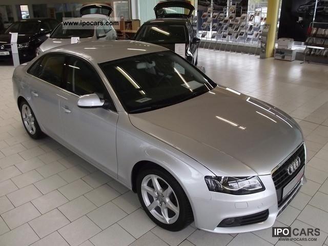 2011 Audi  A4 AMBITION 2011 140 CV NAVI XENON LED Limousine Used vehicle photo