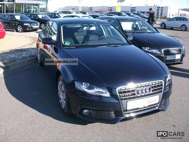 2010 audi a4 2 0 tdi 136 cv atmosphere car photo and specs. Black Bedroom Furniture Sets. Home Design Ideas