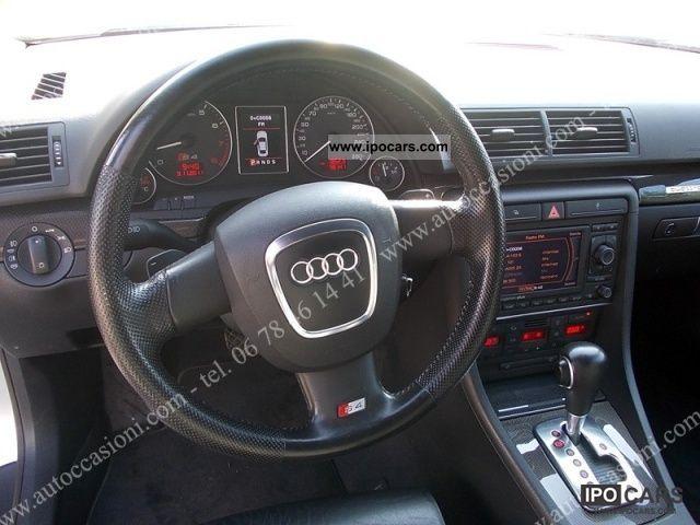 2006 Audi S4 4 2 V8 Quattro Tiptronic Avant Other Used Vehicle Photo
