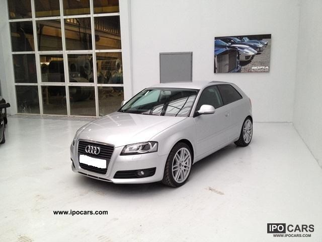 2010 audi a3 2 0 tdi 170 dpf ambition car photo and specs. Black Bedroom Furniture Sets. Home Design Ideas