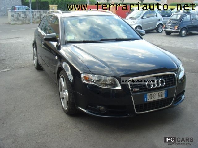 2006 Audi  A4 2.7 V6 TDI F.AP. Avant multitronic Estate Car Used vehicle photo