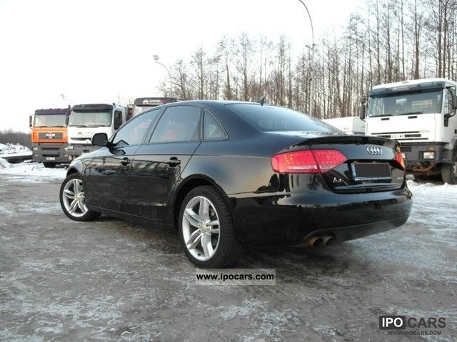 2009 audi a4 quattro 2 0 tfsi car photo and specs. Black Bedroom Furniture Sets. Home Design Ideas