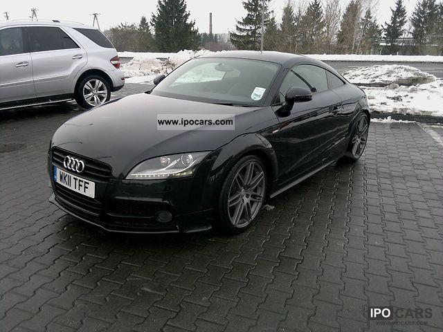 2011 Audi Tt 2 0 Tfsi Xenon Climate Tempom S Line