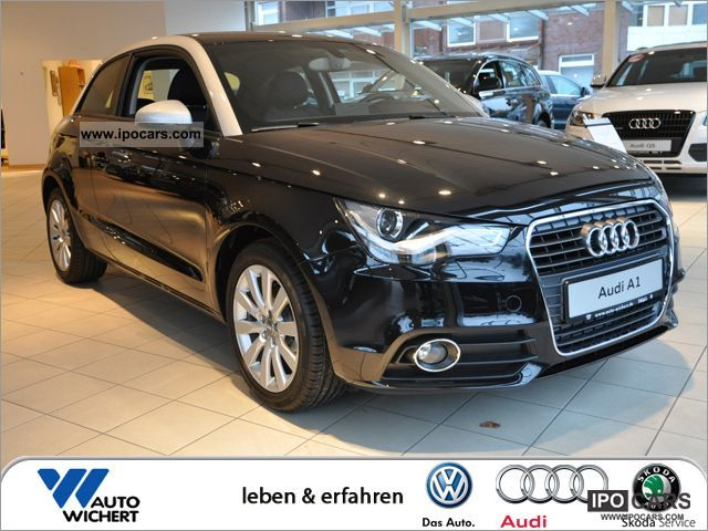 2012 Audi  A1 1.6 TDI 5-speed Ambition Limousine Pre-Registration photo