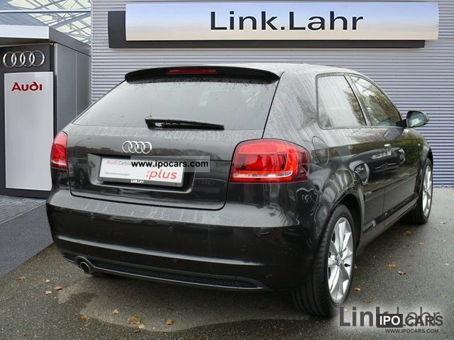 2011 audi a3 s line tdi ambition exterior xenon plus car photo and specs. Black Bedroom Furniture Sets. Home Design Ideas