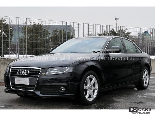 2009 Audi  A4 2.7 V6 TDI F.AP. mult. Advanced Limousine Used vehicle photo