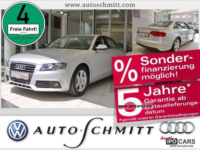 2010 Audi  A4 Saloon 2.0 TDI Garantie2015 Sitzh. APSplus Limousine Used vehicle photo