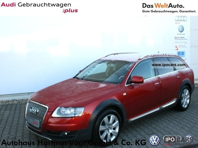 2007 audi a6 allroad quattro 2 7 tdi dpf navi xenon car photo and specs. Black Bedroom Furniture Sets. Home Design Ideas