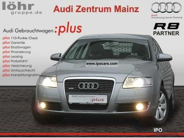 2008 Audi  A6 Saloon 3.0 TDI quattro tiptronic / Stand Limousine Used vehicle photo