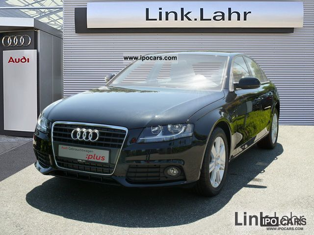 2011 Audi  A4 sedan TFSI Attraction 17 inches Limousine Demonstration Vehicle photo