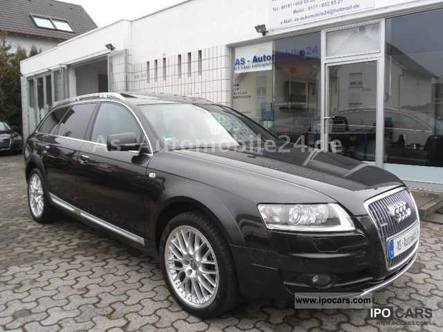 2007 audi a6 allroad 3 0 tdi keylessgo camera soft close car photo and specs. Black Bedroom Furniture Sets. Home Design Ideas