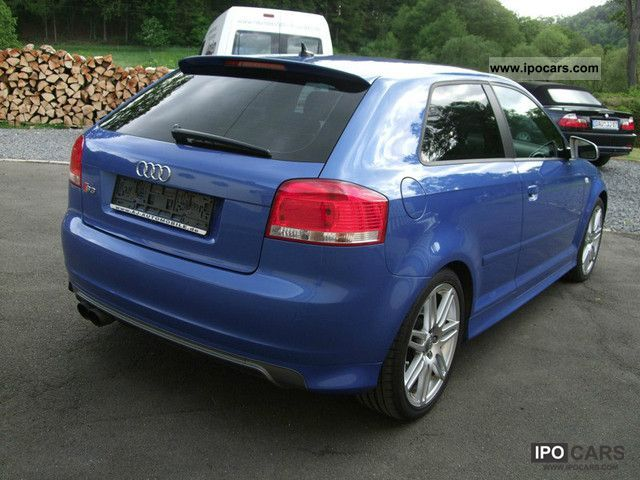 2007 audi s3 xenon full leather bose naviplus car photo and specs. Black Bedroom Furniture Sets. Home Design Ideas