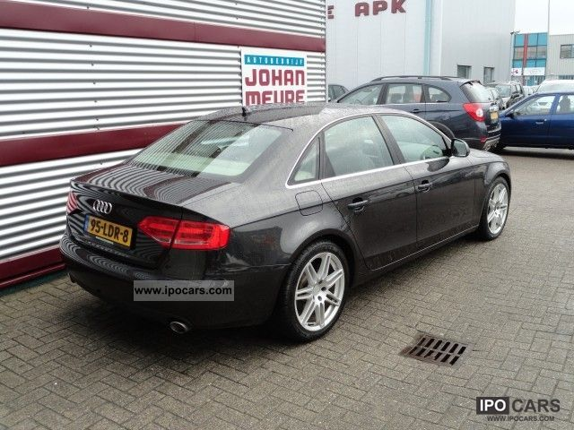 2010 audi a4 2 7 tdi s line pro automaat car photo and specs. Black Bedroom Furniture Sets. Home Design Ideas