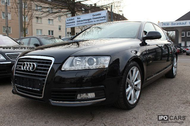 2009 audi a6 2 8 fsi quattro tiptronic mega full car photo and specs. Black Bedroom Furniture Sets. Home Design Ideas
