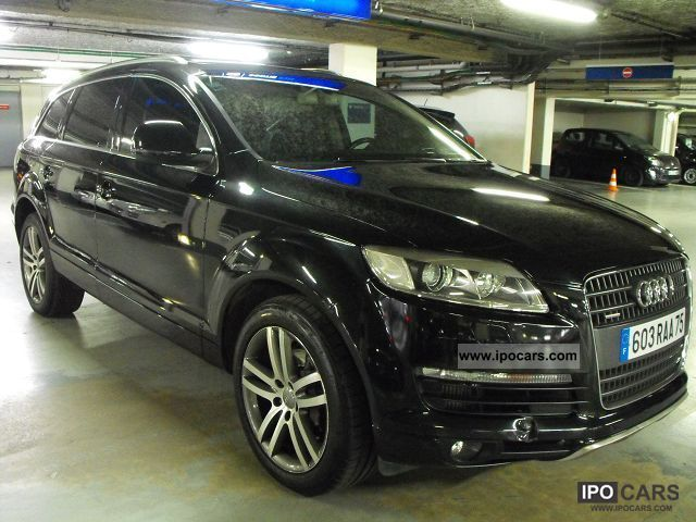 2007 audi q7 3 0 tdi avus tipt 7pl car photo and specs. Black Bedroom Furniture Sets. Home Design Ideas