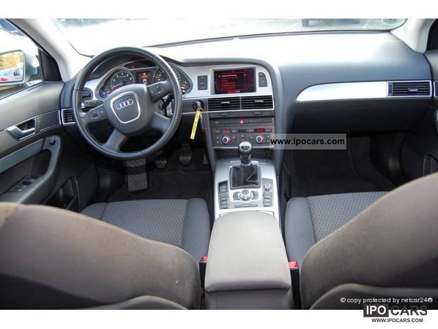 2009 audi a6 avant 2 4 interface mmi 1 hand car photo and specs rh ipocars com audi a6 avant 2009 user manual Audi Quattro Wagon 2009