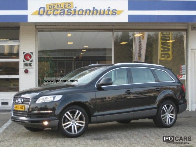 2006 Audi  Q7 3.0 TDi Quattro aut. (Luftfederung/7-pers./Nav Off-road Vehicle/Pickup Truck Used vehicle photo