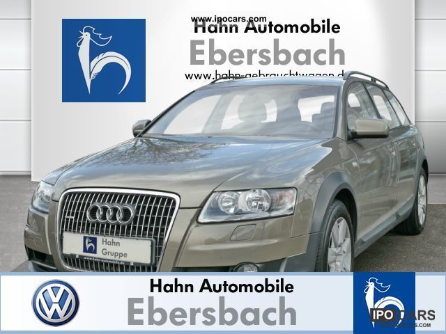 2008 Audi  A6 allroad 3.0 TDI AHK (Air air suspension) Estate Car Used vehicle photo