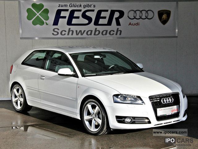 2011 audi a3 s line 2 0 tdi xenon plus bluetooth u v m car photo and specs. Black Bedroom Furniture Sets. Home Design Ideas
