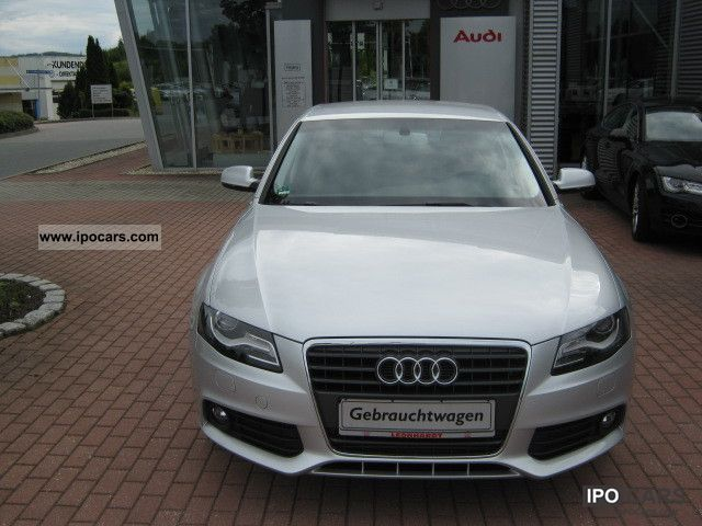 2010 Audi  A4 [Ambiente 1.8 TFSI 6-speed] Limousine Used vehicle photo