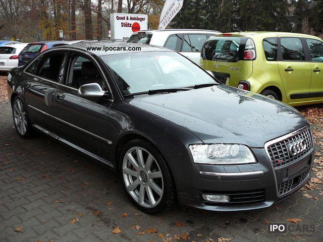 2006 Audi  S8 5.2 FSI quattro B & O 20 900 ceramic FULL export Limousine Used vehicle photo