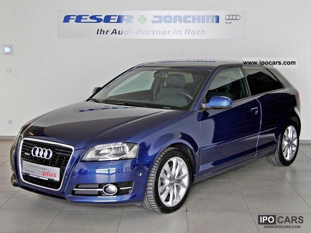 2011 Audi A3 1.8 TFSI quattro Ambition - xenon, Sitzh, PDC. Limousine ...