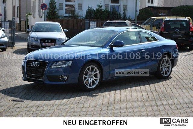 2007 Audi  A5 3.2 FSI xenon / leather / Panorama / Aut. Sports car/Coupe Used vehicle photo