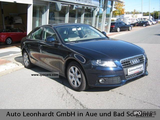 2009 Audi  A4 [Ambiente 1.8 TFSI 6-speed] Limousine Used vehicle photo