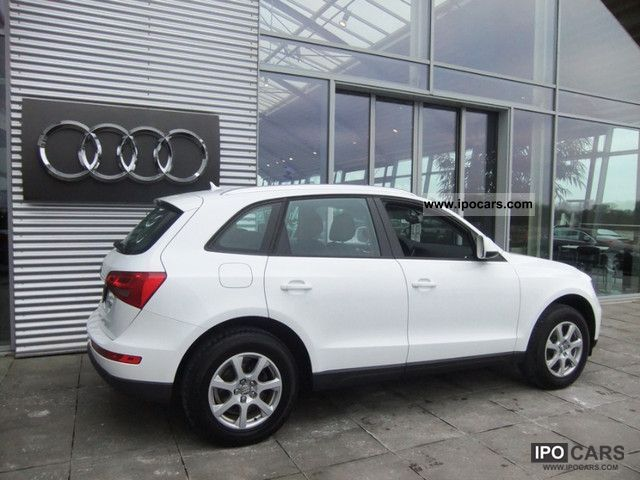 2009 audi q5 2 0 tdi quattro ecc car photo and specs. Black Bedroom Furniture Sets. Home Design Ideas