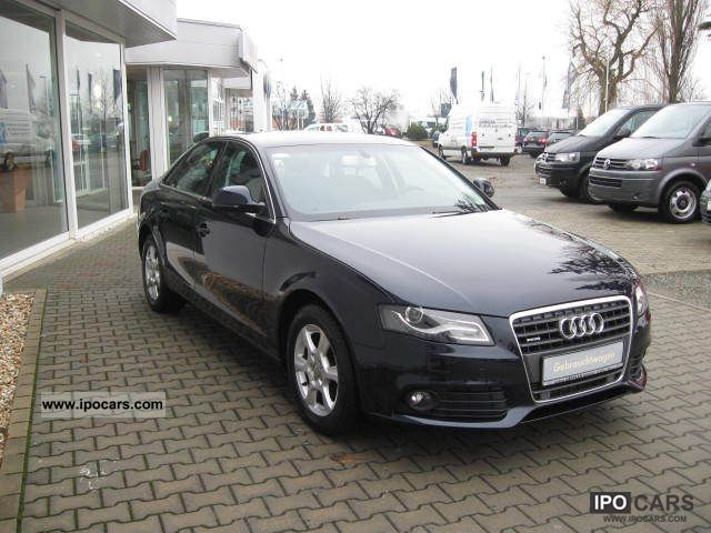 2009 audi a4 2 0 tfsi quattro ambience car photo and specs. Black Bedroom Furniture Sets. Home Design Ideas