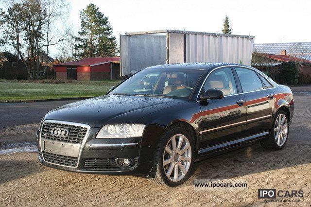 2007 Audi  A8 3.0 TDI 280 bhp chipped € 20,950.00 net Limousine Used vehicle photo