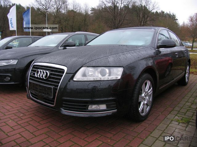 2009 audi a6 3 0 tdi quattro navigation xenon car photo and specs. Black Bedroom Furniture Sets. Home Design Ideas