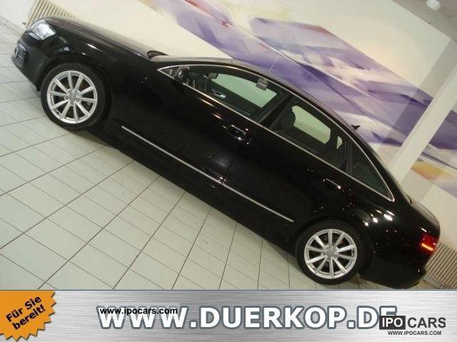 2009 Audi  A6 3.0 TDI quattro S-Line Leather Navi Sitzheiz Limousine Used vehicle photo