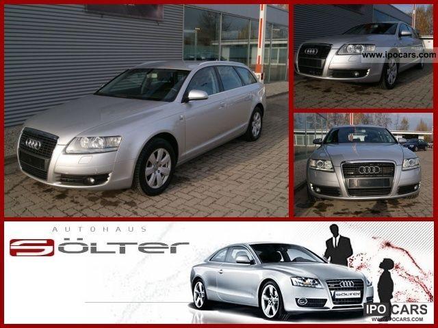 2005 Audi  A6 Avant 3.2 quattro tiptronic, Navi, Xenon, Leather Estate Car Used vehicle photo