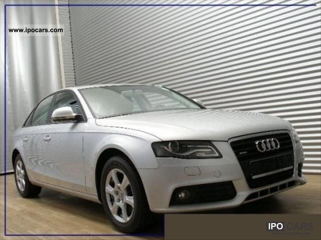 2008 audi a4 3 0 v6 tdi 240 dpf ambiance quattro car photo and specs. Black Bedroom Furniture Sets. Home Design Ideas