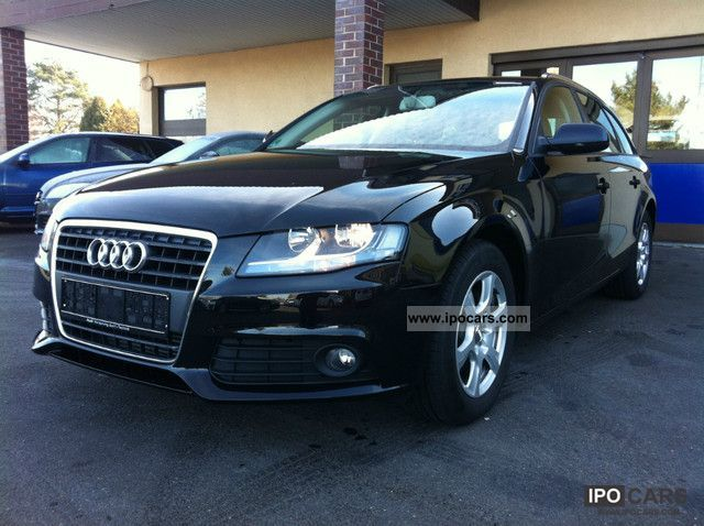 2010 audi a4 avant 2 0 tdi dpf navi lumbar han car photo. Black Bedroom Furniture Sets. Home Design Ideas