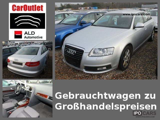2009 Audi  A6 3.0 TDI quattro automatic, navigation, xenon, Limousine Used vehicle photo
