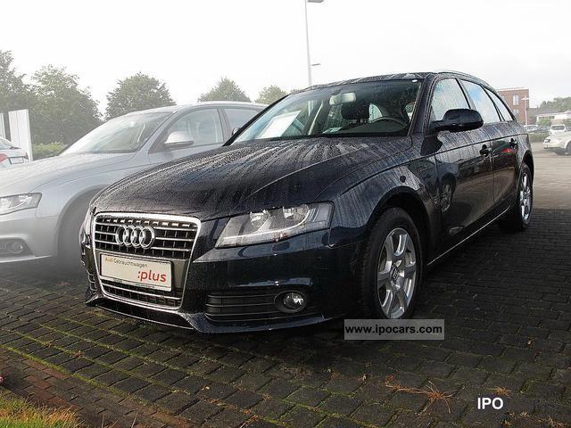 Audi a4 avant 2010 bluetooth 9